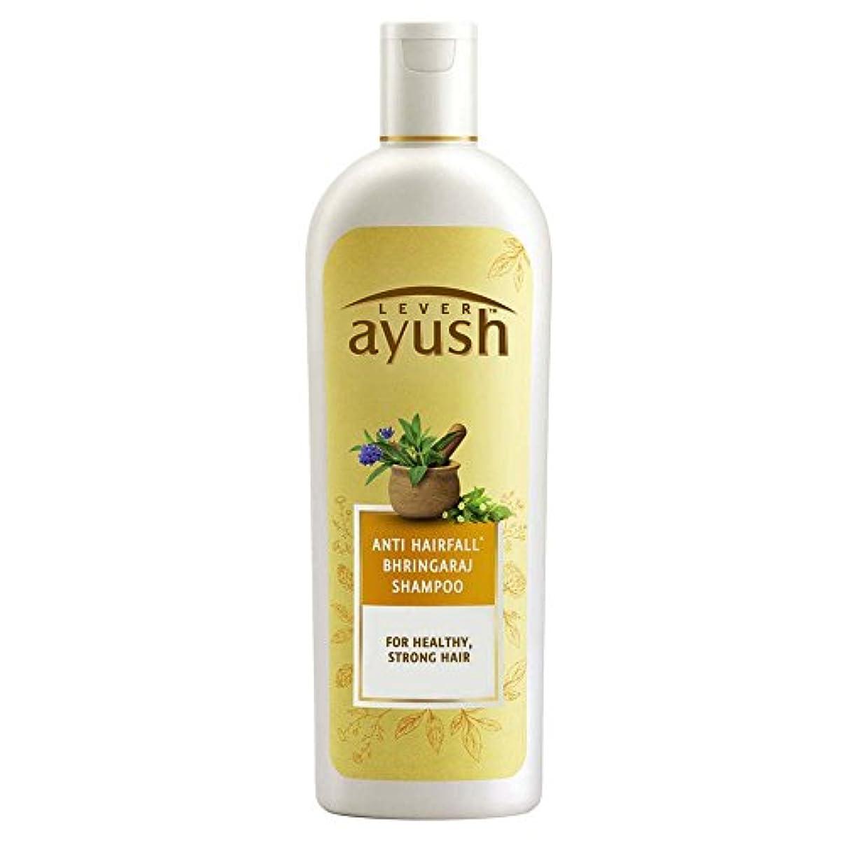 追放するインタビューメアリアンジョーンズLever Ayush Anti Hairfall Bhringaraj Shampoo, 330ml