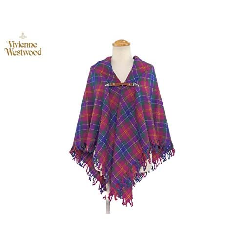 (ヴィヴィアン・ウエストウッド) Vivienne Westwood ストール v0423