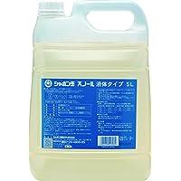 【大容量】 シャボン玉 衣料用液体洗剤 スノール 5L