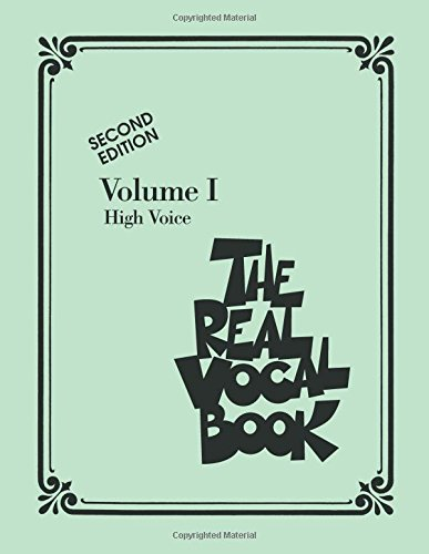 The Real Vocal Book - Volume 1 -Second Edition