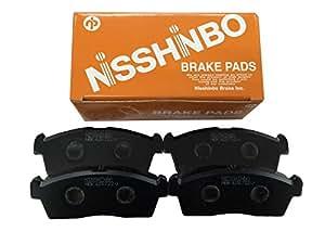 NISSHINBO ( 日清紡 ) ブレーキパッド【 フロント用 】トヨタ プリウス / アクア PF-1567