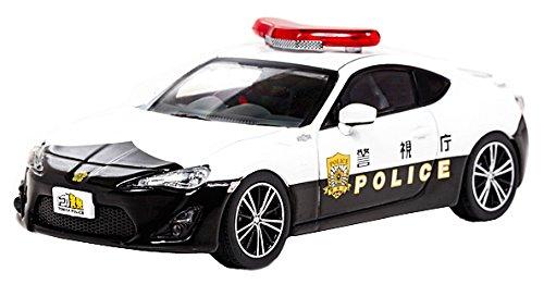 RAI'S 1/43 トヨタ 86 2014 警視庁広報イベント車両 トミカ警察
