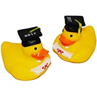2017 Graduation Rubber Ducks 2 pack [並行輸入品]