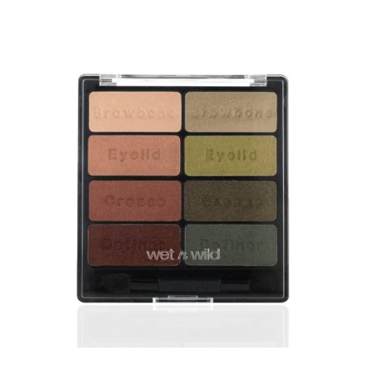 見える自分自身揃えるWET N WILD Color Icon アイシャドウ Collection-Comfort Zone 海外直送品