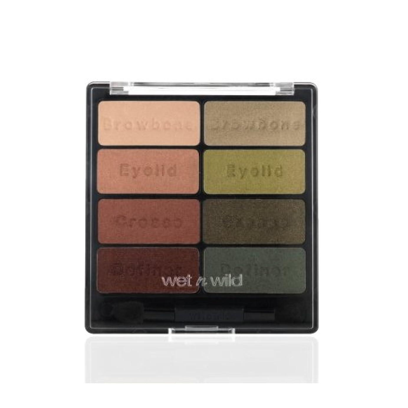 露出度の高い統計近々WET N WILD Color Icon アイシャドウ Collection-Comfort Zone 海外直送品