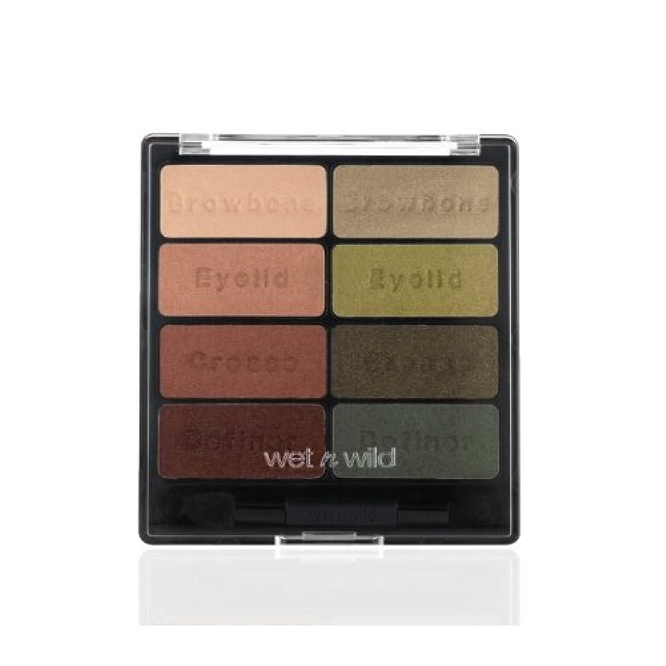 複雑でない選択する知り合いになるWET N WILD Color Icon アイシャドウ Collection-Comfort Zone 海外直送品