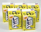 針谷乳業  おいしいレモン  200mlx30 (要冷蔵) / 針谷乳業