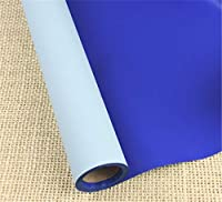 ギフト用紙 ツートン手漉き紙、防水包装紙バレンタインデーの宝石箱包装紙ロマンチックなシーンデコレーション素材 折り畳み可能 (Color : F, Size : 60CM*10M)