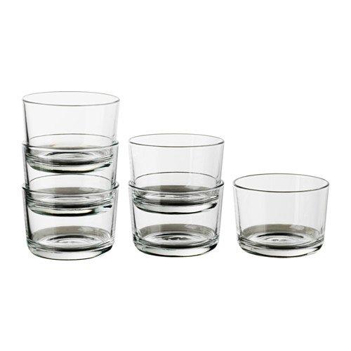 IKEA 365+ グラス 6個セット