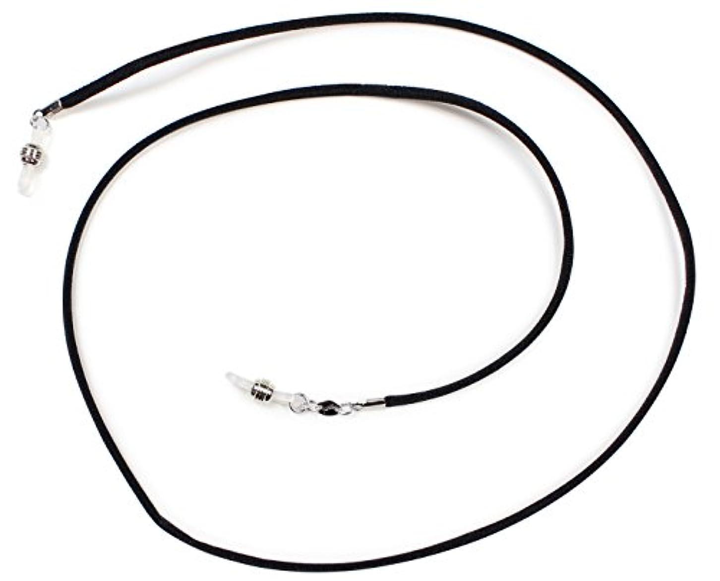 パール グラスコード 70cm ブラック FS-5