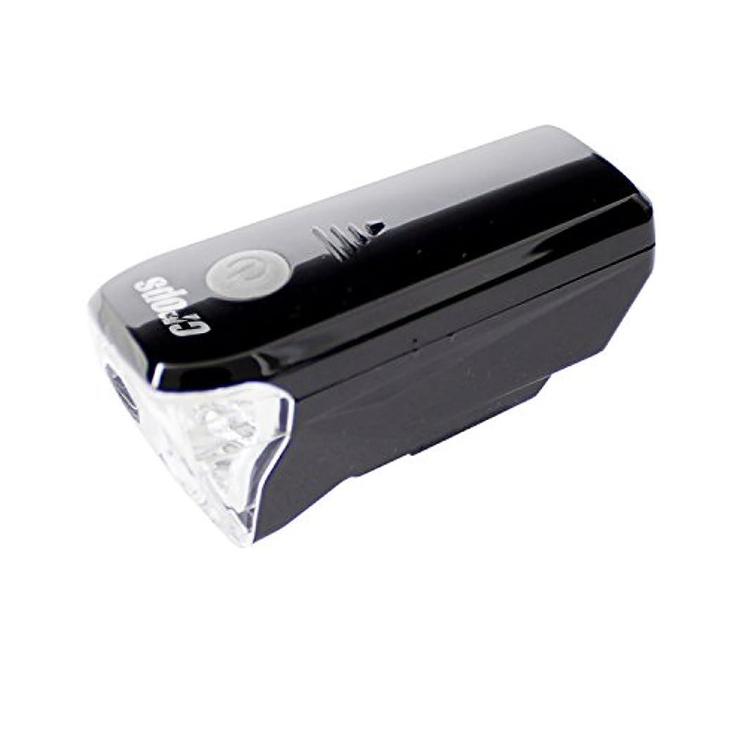 機密とは異なりロビーcrops(クロップス) 1LED ヘッドランプ SX8 ブラック