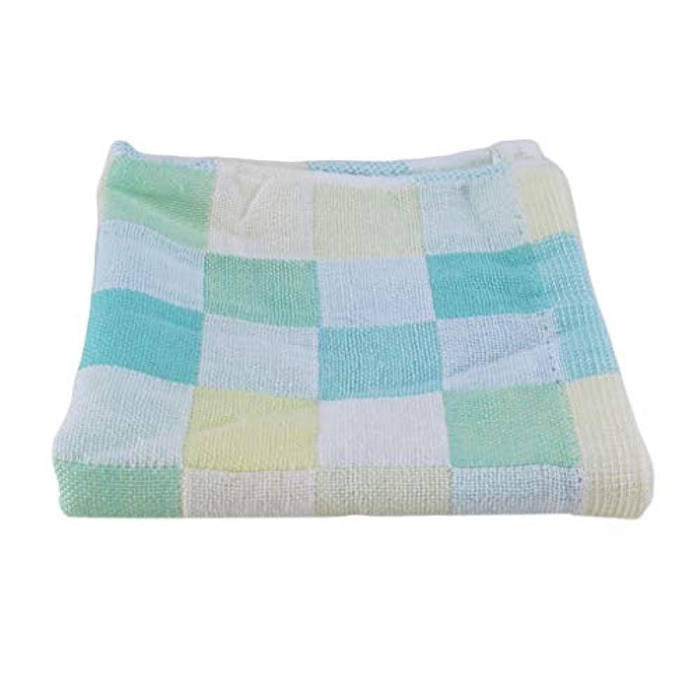 再現する兵士サイトラインMaxcrestas - 28*28cm Square Towels Cotton gauze Plaid Towel Kids Bibs Daily Use Hand Face Towels for Kids