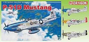 1/32 P-51D ムスタング