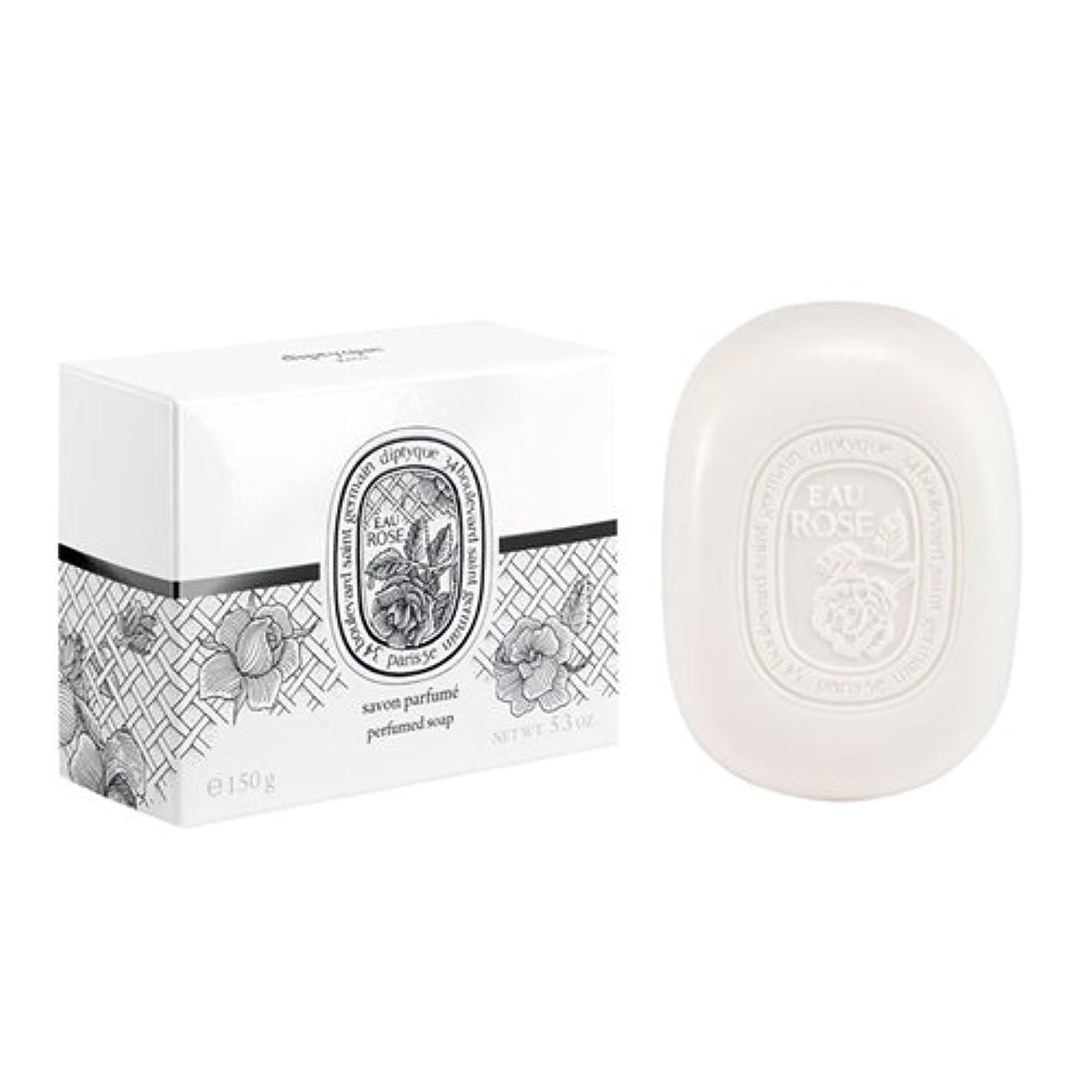 何か便宜順応性ディプティック フレグランスソープ オーローズ 150g DIPTYQUE EAU ROSE SOAP [並行輸入品]