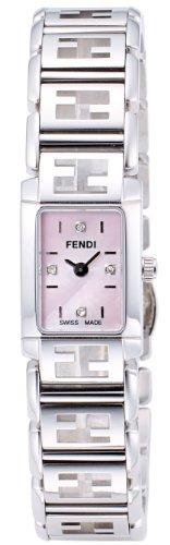[フェンディ]FENDI 腕時計 Forever ピンクパール文字盤 ダイヤモンド F125270D レディース 【並行輸入品】
