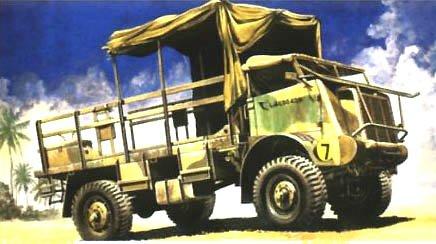 イタレリ 241 1/35 ベッドフォード トラック