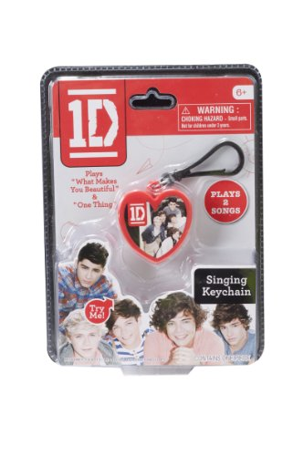 One Direction Singing Keychain...