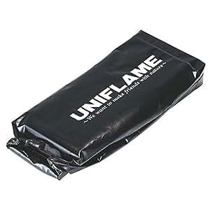 ユニフレーム(UNIFLAME) スモーカー収納ケース 600 ブラック 665947