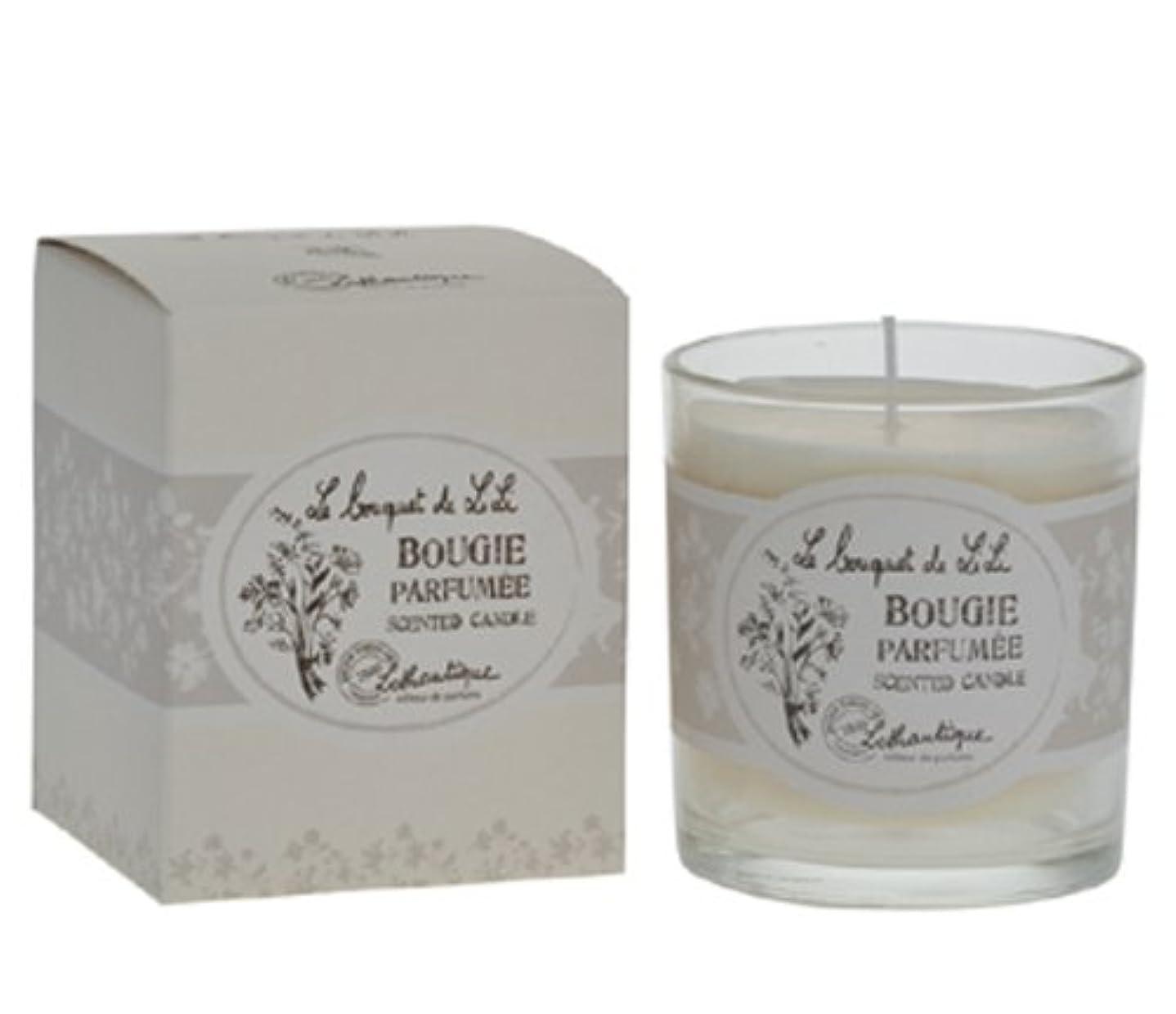 アジア人却下する塊Lothantique(ロタンティック) Le bouquet de LiLi(ブーケドゥリリシリーズ) キャンドル 140g 3420070029065
