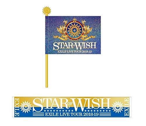 EXILE STAR OF WISH フラッグマフラータオル...
