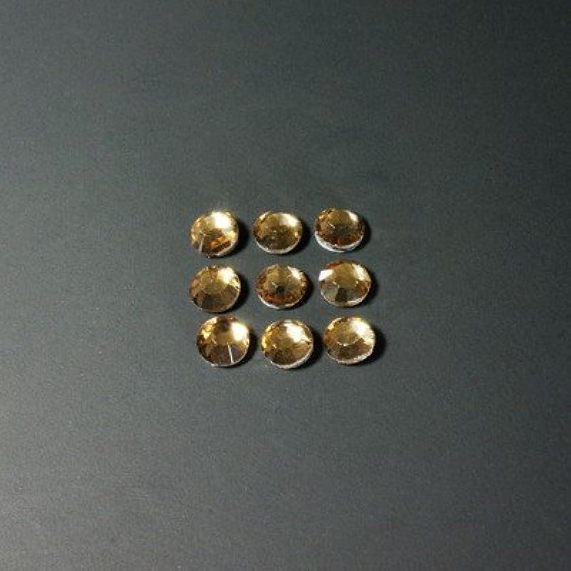 パラシュートセブン頭Ya Hua Tewel デコ ラインストーン machine cut stone 3.5mm 60個