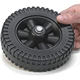Coleman Roadtrip Grill Replacement Wheel and Hardware (1 Wheel)