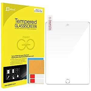 iPad 強化ガラス液晶保護フイルム, JETech® 液晶保護フィルム,高精細度,iPad 2/3/4用液晶保護フィルム