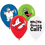 CY Mylar Ghostbuster Movie Video Game Link Balloons Party Supplies Decoration Theme Birthday A2