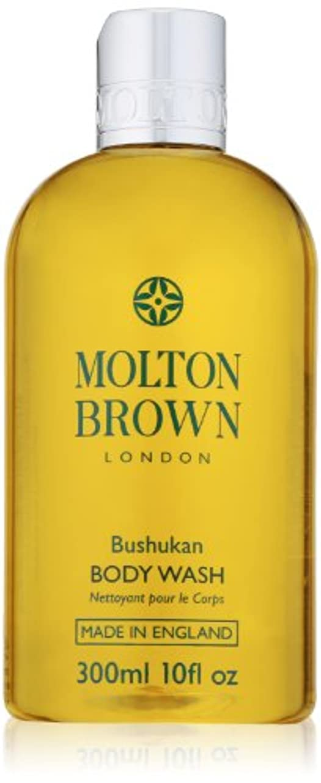 驚いた約設定まともなモルトンブラウン ブシュカン ボディウォッシュ