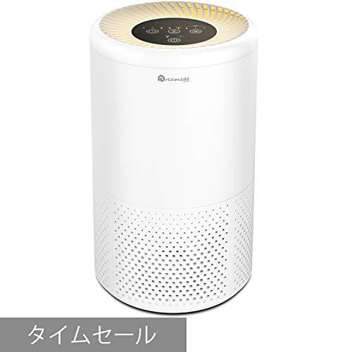 Dreamegg 空気清浄機 花粉 花粉症対策 除菌 消臭 ...