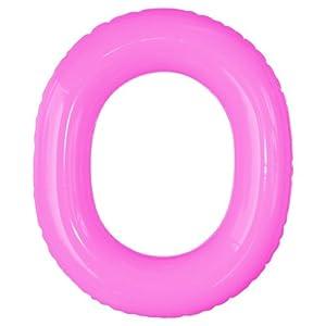 エアポップレターバルーン ピンク 「O」(アル...の関連商品5