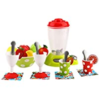 B Blesiya キッチン 子供 ゲーム ごっこ遊び 調理用 スプーン カップ ジューサー 小道具 おもちゃ