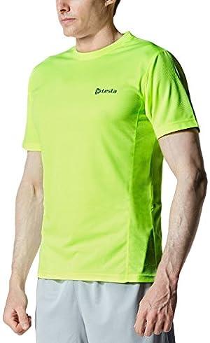 (テスラ)TESLA HyperDri ドライフィット スポーツ シャツ [UVカット・吸汗速乾] MTS03 / MTS04