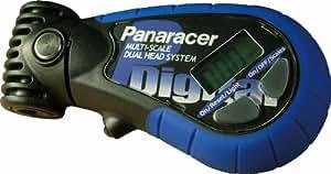 パナレーサー 空気圧計 デュアルヘッドデジタルゲージ  米式/仏式バルブ対応