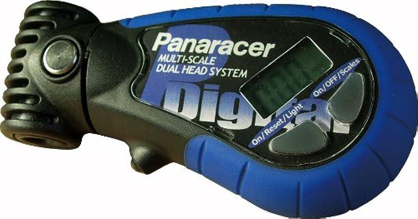ケントより多いむしろパナレーサー 空気圧計 デュアルヘッドデジタルゲージ  米式/仏式バルブ対応