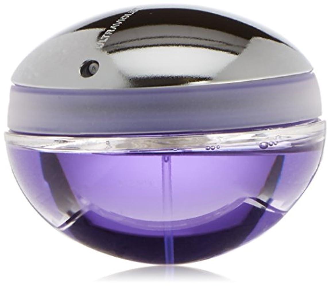 脱臼する施しサイトラインパコラバンヌ ウルトラバイオレット オードパルファム EDP 80mL 香水