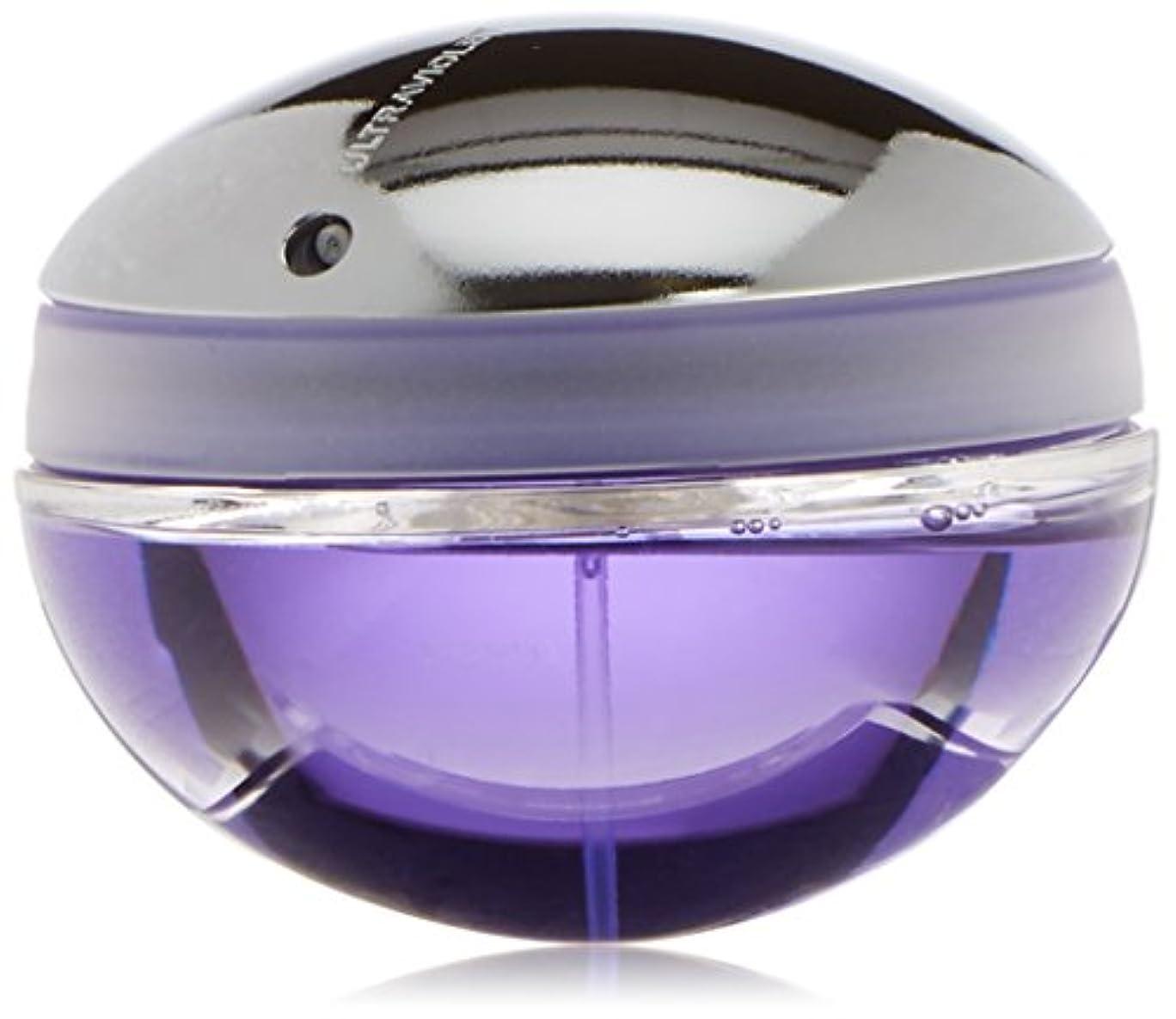 勇気住所メールを書くパコラバンヌ ウルトラバイオレット オードパルファム EDP 80mL 香水