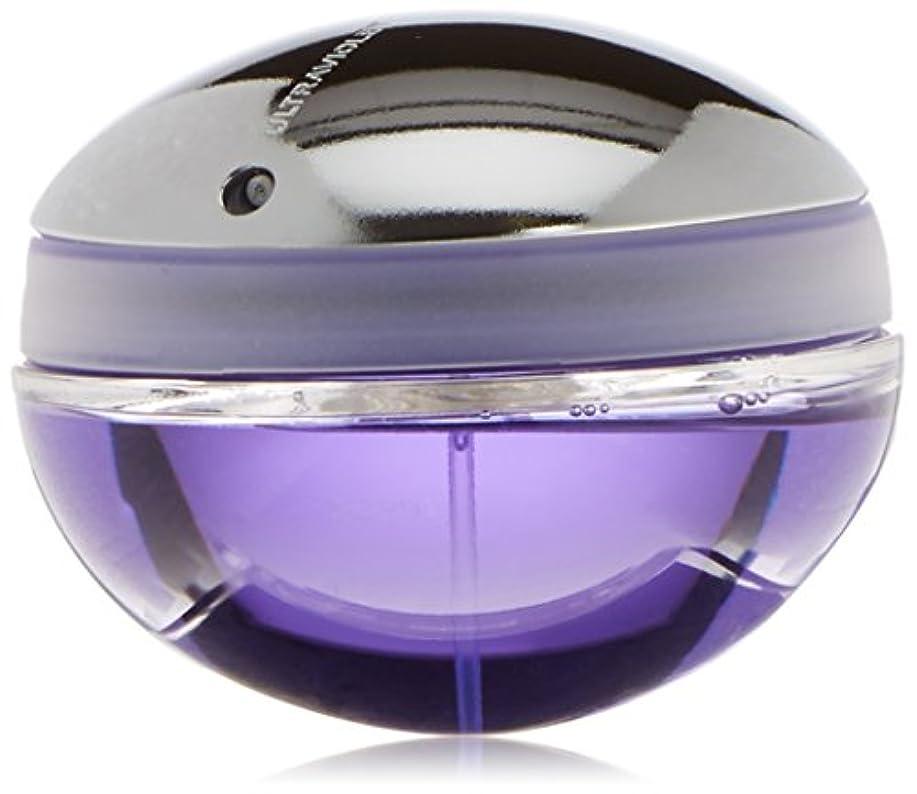 含意円形のボスパコラバンヌ ウルトラバイオレット オードパルファム EDP 80mL 香水