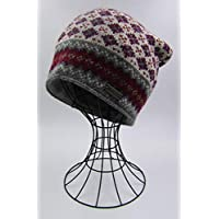 ドイツ発(MOSHIKI BRAND):メンズ レディース ヘチマ型ニット帽子:SULIGAD