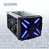 Shuttle XPC RGB Gaming Computer Desktop PC | Intel i7-7700K 4.2Ghz | Nvidia GeForce GTX 1060 6GB | 2TB HDD | 240GB SSD | 16GB DDR4 | Z270 Motherboard | Win 10 Home 64-bit | SZ270R9 | Assemble in USA [並行輸入品]