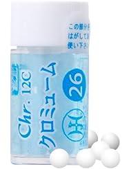 ホメオパシージャパンレメディー Chr.【バイタル26】 クロミューム 12C