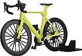 figma+PLAMAX figma Styles ロードバイク [ライムグリーン] 1/12スケール ABS&PS製 組み立て式プラスチックモデル