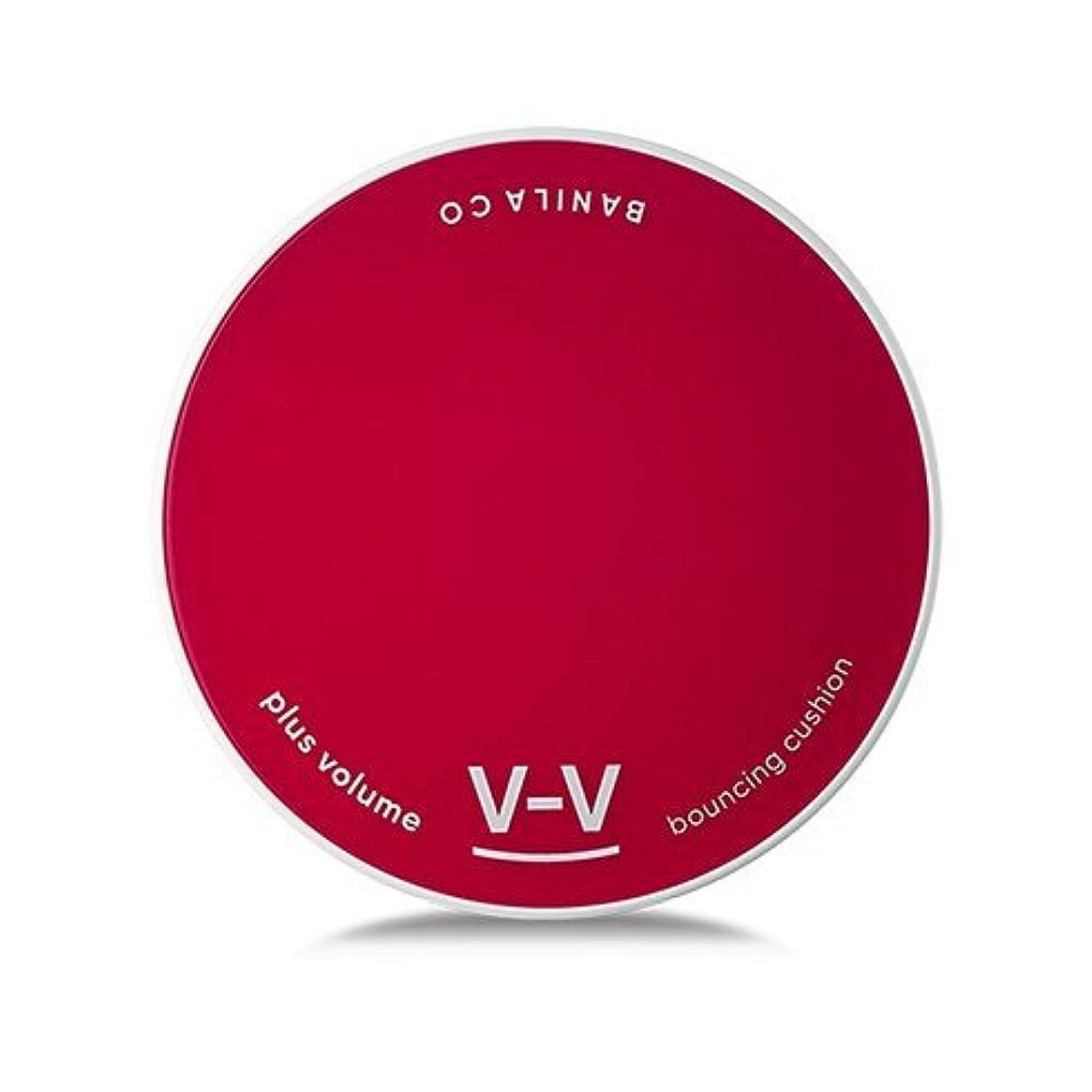 ハチライドバンド[Renewal] BANILA CO V-V Bouncing Cushion 15g + Refill 15g/バニラコ ブイ ブイ バウンシング クッション 15g + リフィル 15g (#BE10) [並行輸入品]
