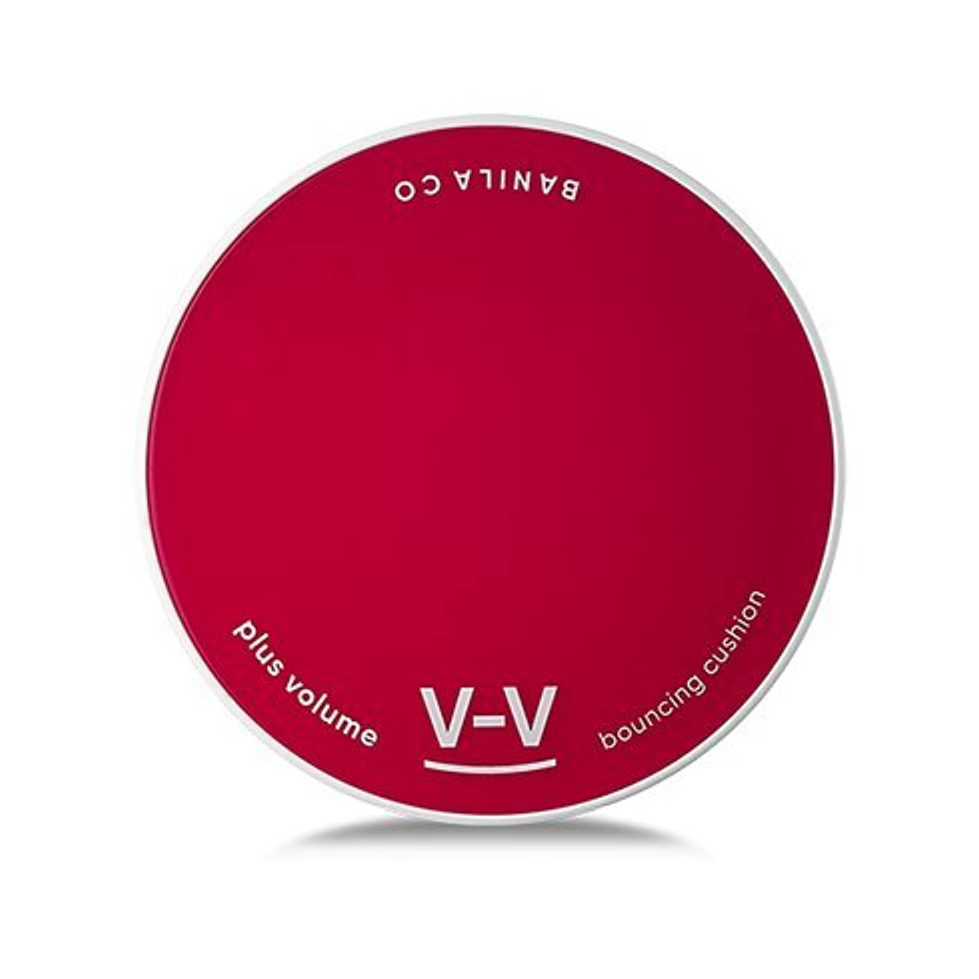 損失予測するシェルター[Renewal] BANILA CO V-V Bouncing Cushion 15g + Refill 15g/バニラコ ブイ ブイ バウンシング クッション 15g + リフィル 15g (#BE10) [並行輸入品]