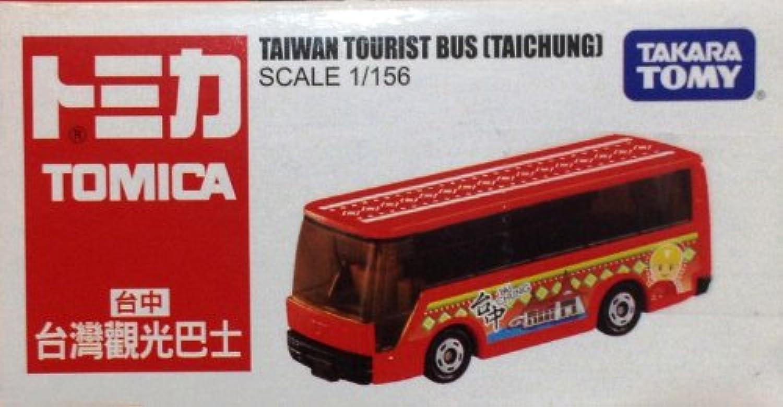 【並行輸入品】 トミカ 台湾観光バス 台中 日本未発売