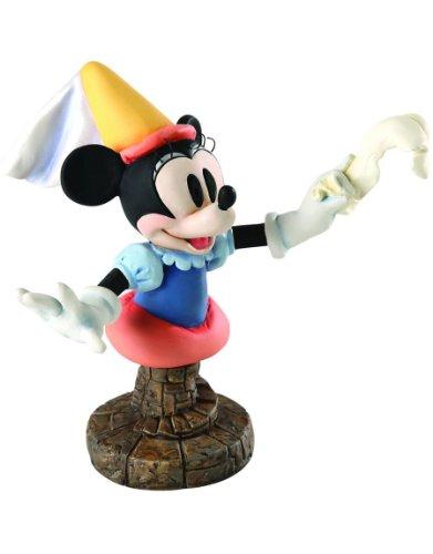 ディズニー/ ミッキーの巨人退治: ミニーマウス バスト