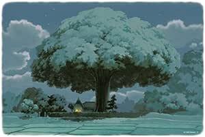300ピース スタジオジブリ背景美術シリーズ 幻想-夜の大クスノキ 300-250