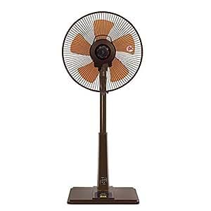 山善(YAMAZEN) 30cmリビング扇風機(マイコン)タイマー付 ブラウン YLM-G304(BR)