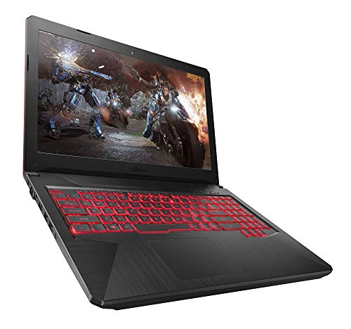 ASUS ゲーミングノートパソコン TUF Gaming【日本正規代理店品】Core-i5/GTX1050Ti/8GB/1TB HDD+128GB SSD/英語キーボード/FX504GE-I5H1S1