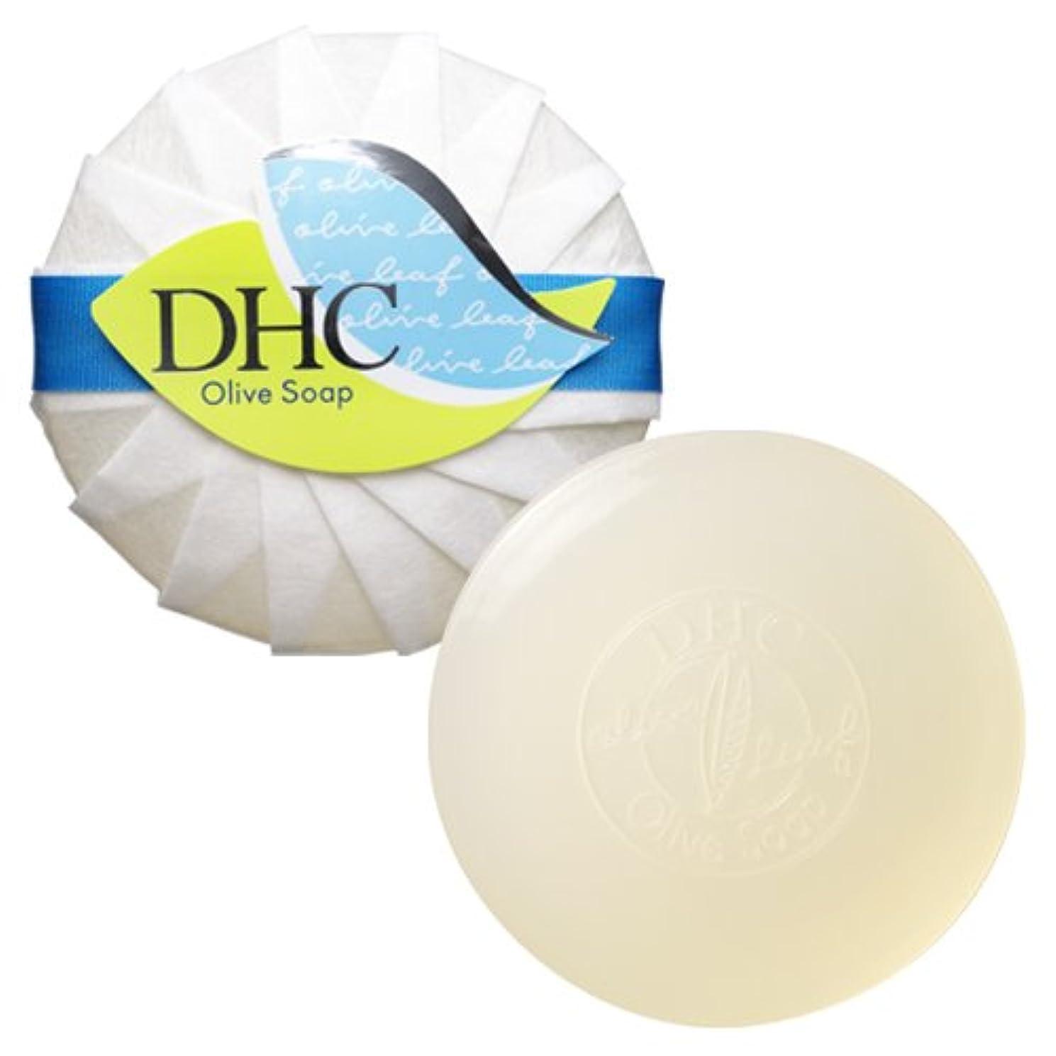 予想外朝食を食べる違反DHCオリーブソープ